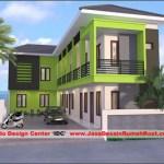 Desain Rumah Kost Di Cawang Cover