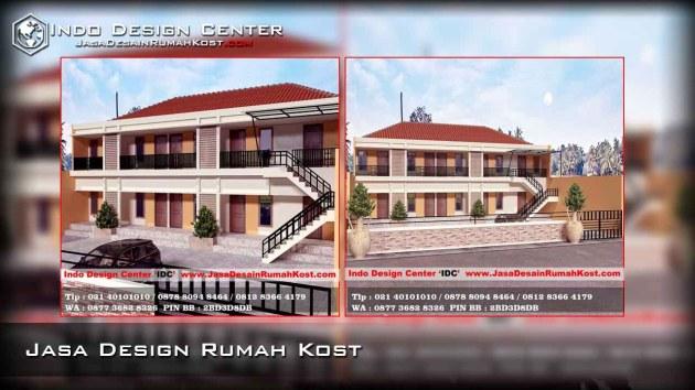 Jasa Design Rumah Kost