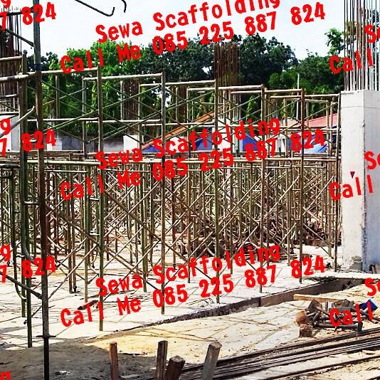 penyewaan scaffolding di solo