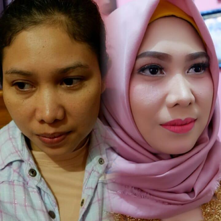 make up prewedding wonogiri