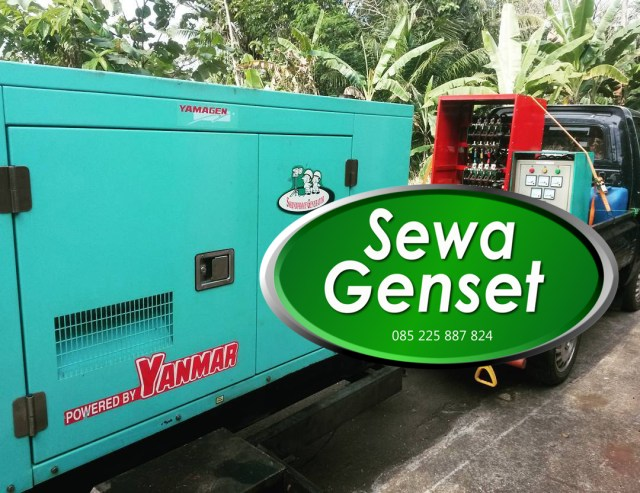 sewa generator wonogiri