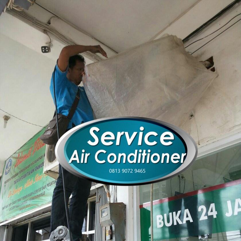 service ac panggilan sukoharjo