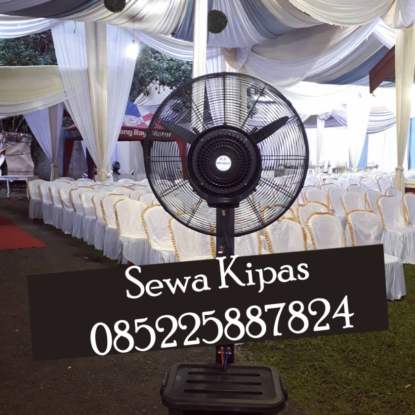 sewa misty fan sragen
