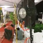 Rental Atau Sewa Kipas Angin Air / Misty Fan / Cooling fan Murah Solo