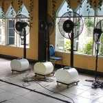 Penyewaan Misty Fan/Cooling Fan Di Solo Hub 085225887824