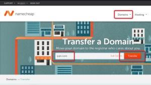 Cara Transfer Domain dan Migrasi Server