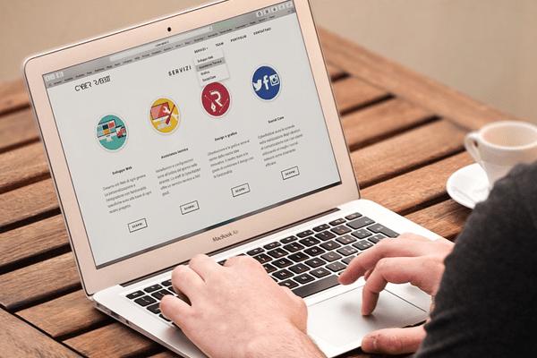 pembuatan website professional