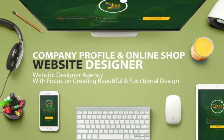 harga web design