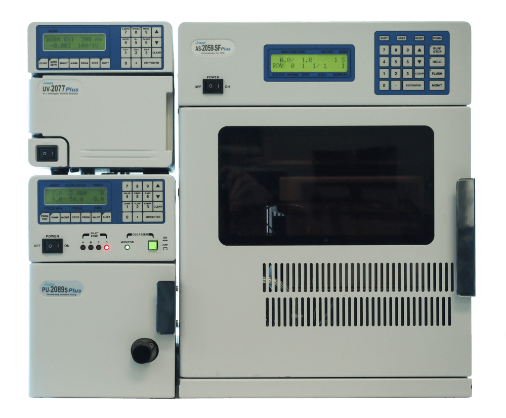 Refurbished HPLC Modules and Complete Systems | JASCO