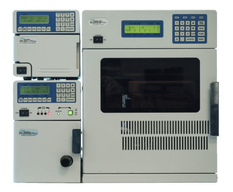 refurburbished HPLC system
