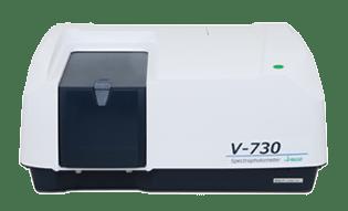 V-730 UV-Visible/NIR Spectrophotometer