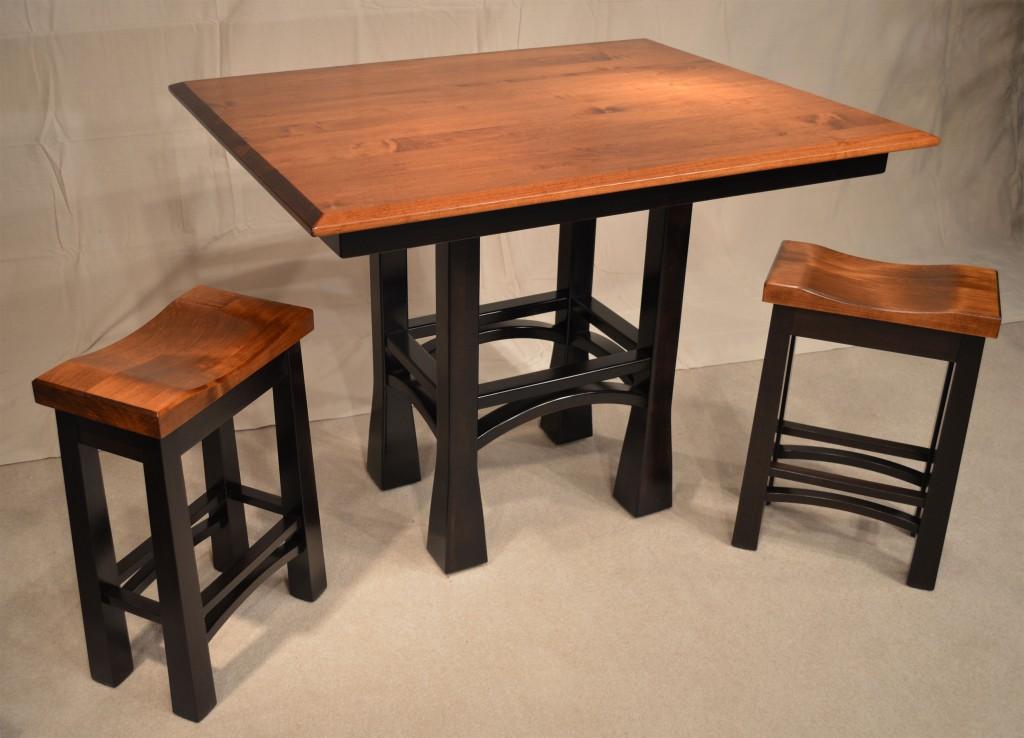 Amish Madison Pub Table Jasens Furniture Grosse Pointe