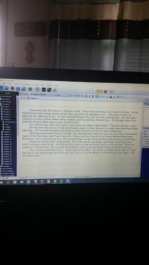 writing update