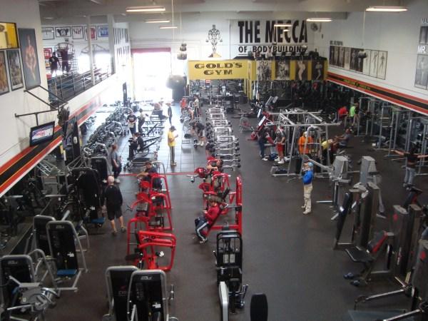 Gold's Gym – Venice, CA: The Mecca of Bodybuilding | Jason ...