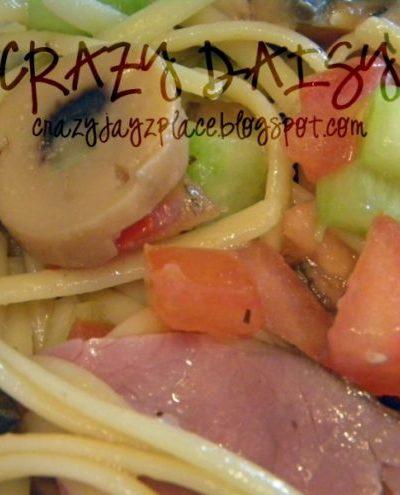 Italian Roast Beef Pasta Salad