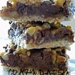 Tollhouse Cookie Pie Bars