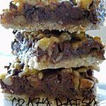 Tollhouse Cookie Pie Bars