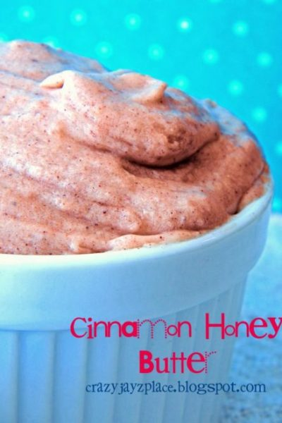 Cinnamon Honey Butter