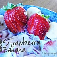 Strawberry Banana Salad