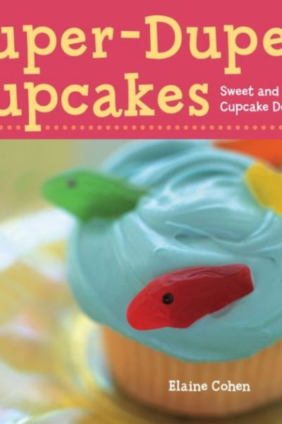 Butterfly Beauty Cupcakes: Using Candy to Create Darling Butterflies on Your Cupcakes {and Super-Duper Cupcakes Cookbook Giveaway}
