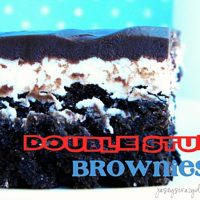 cookies and cream browines