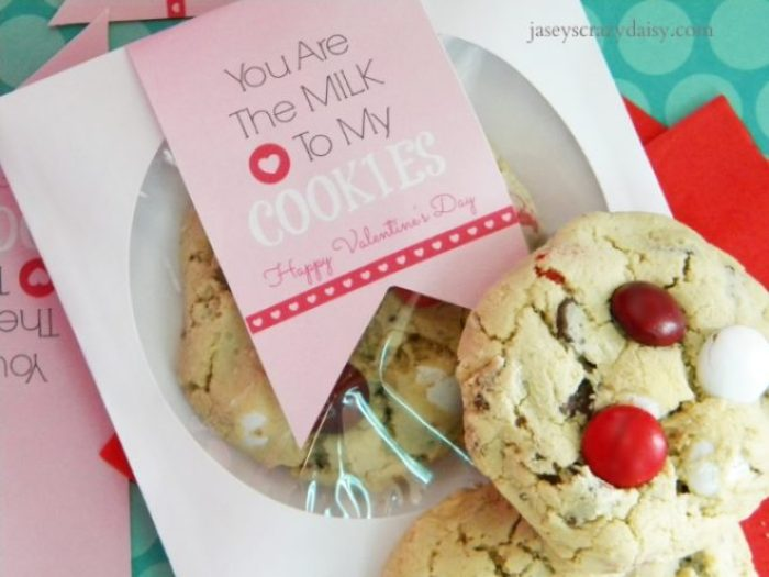 Milk To My Cookies Printable