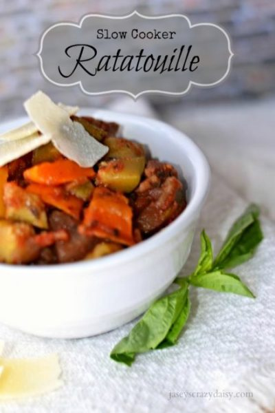 Slow Cooker Ratatouille