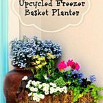 DIY Upcycled Planter