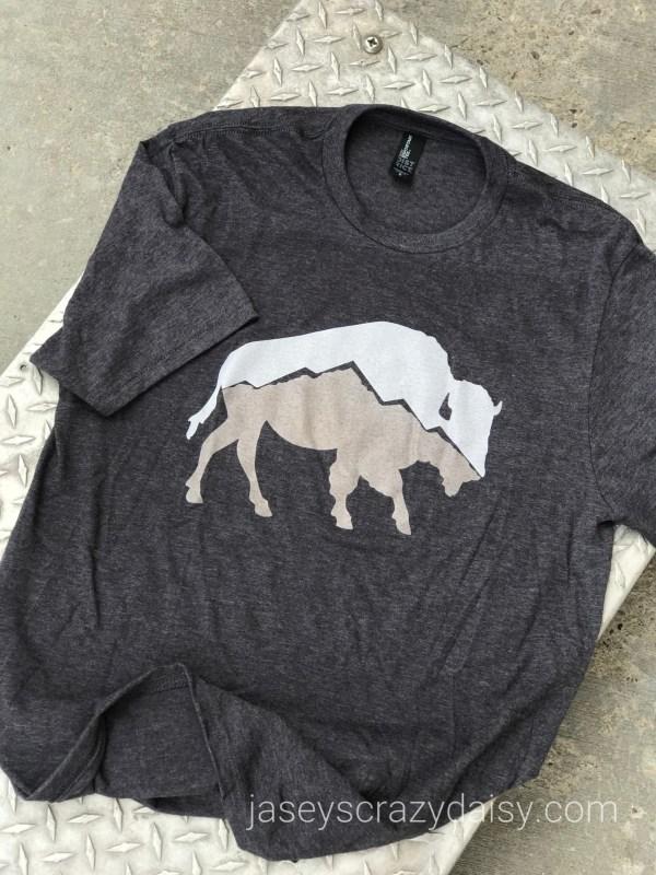 Mountain Buffalo T-Shirt