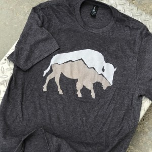 Mountain Buffalo T-Shirt