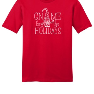 Gnome For Christmas Tee