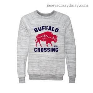 Buffalo Crossing Sweatshirt