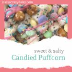 Candied Puffcorn