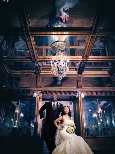 Chicago Wedding Photography at Artifact Events