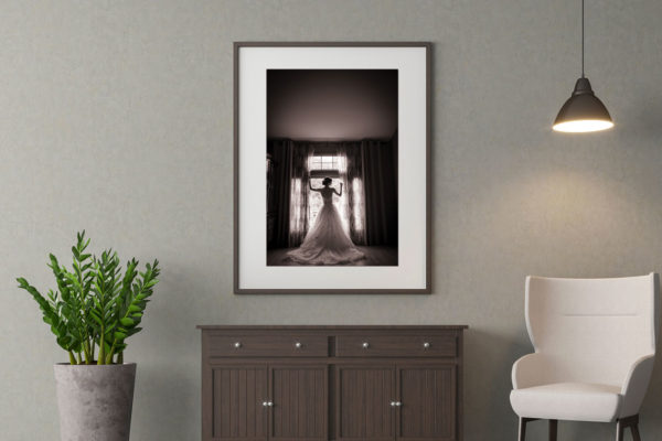 fine art wall prints displayed in your home