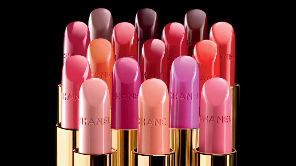 Chanel lipstick hemel :-)