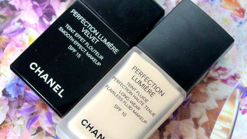 Chanel Perfection Lumière vs Perfection Lumière Velvet