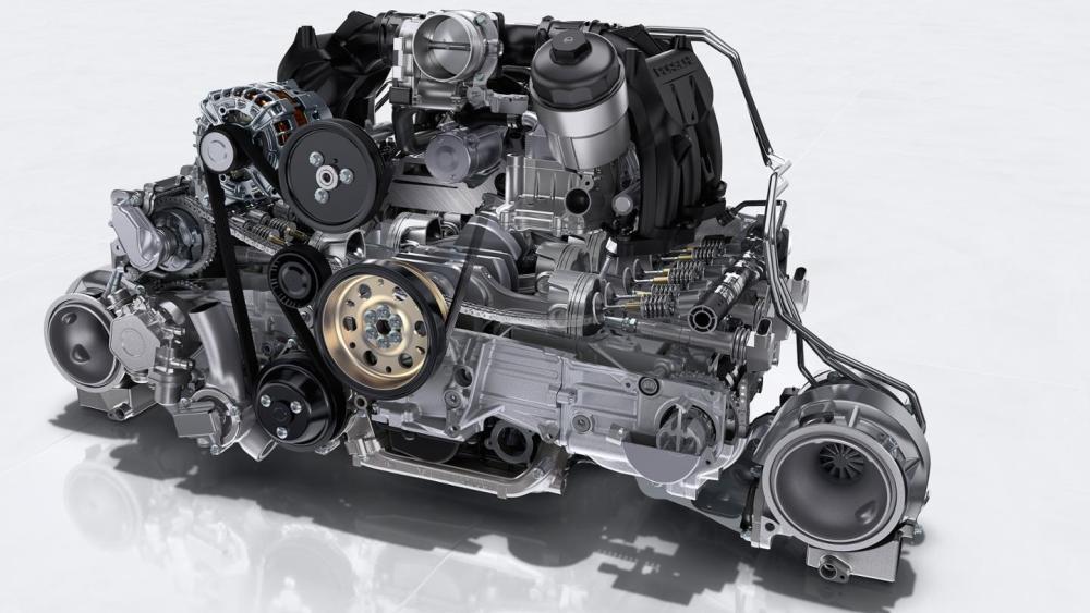Porsche Engine Parts