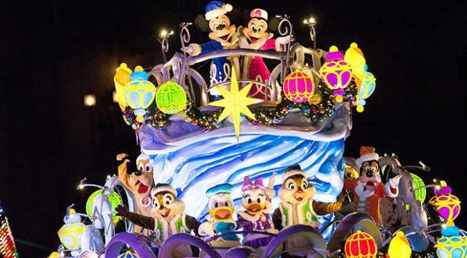 東京ディズニーランド11月のクリスマスショースケジュール | 虹を追いかけて・・・ときどきディズニー