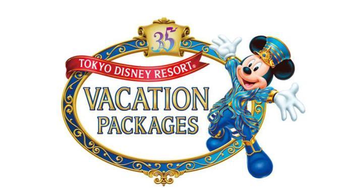 東京ディズニーリゾート35周年バケーションパッケージのオリジナルグッズ