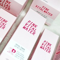 Etude House Pink Vital Water Review