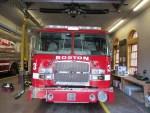 アメリカの消防署は無条件にトキメく。(ボストン・NY #42)