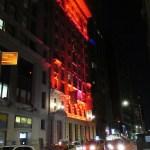摩天楼はバラ色のホテル。「ザ・レッドベリー・ニューヨーク」(BOSTON・ニューヨーク#50)