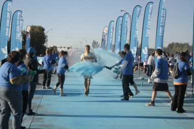 Blue - The Color Run