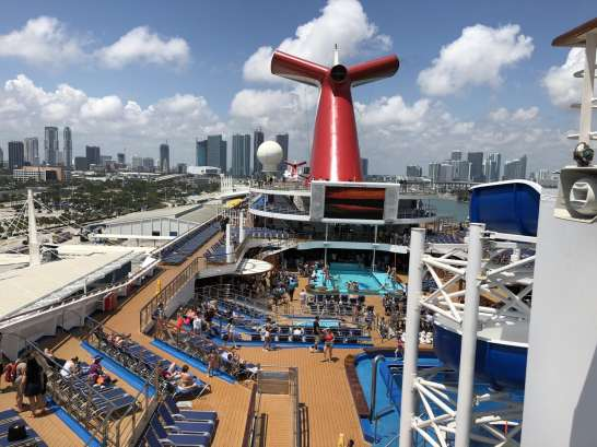 Carnival Cruise Family Vacation