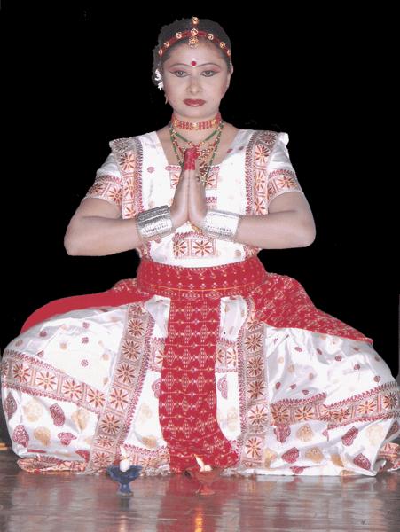 Sattriya Dances of India