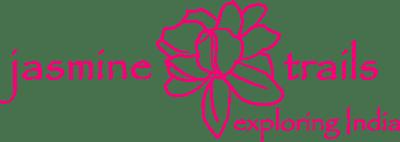 Jasmine Trails Customized Travel To India Logo Footer