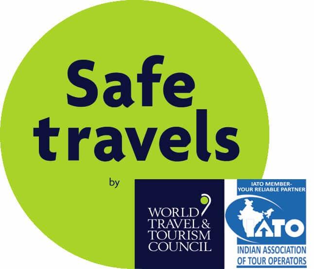 Jasmine Trails WTTC IATO Safe Travels Stamp