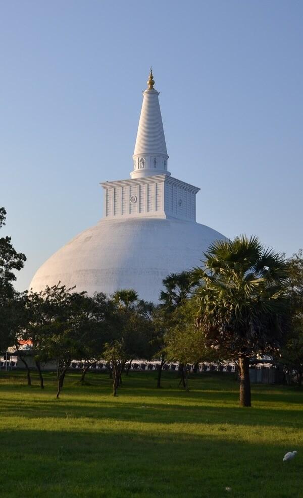 Anuradhapura Ruvanveli Seya