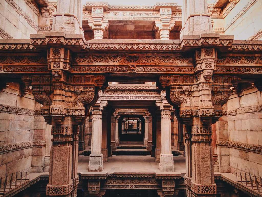 Stepwell Gujarat